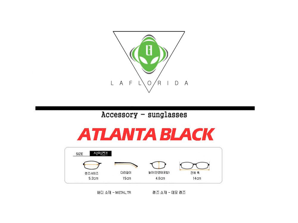 라플로리다(LAFLORIDA) [라플로리다] 애틀란타 블랙 GLASSES
